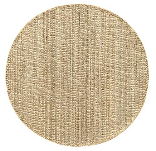 Jute Teppich - Granada Teppich 100% Natürliche Jutefaser