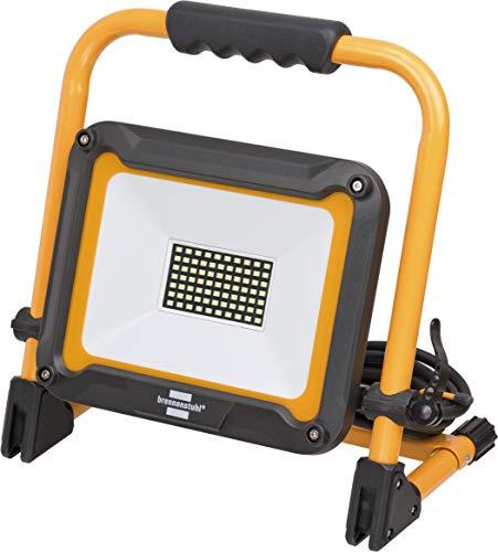 LED Baustrahler für außen IP65 mit Schnellspannverschluss